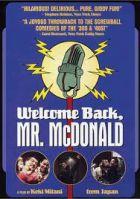 TV program: Vítejte zpět, pane McDonalde (Rajio no jikan)