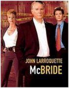 TV program: McBride: Jako buldok (McBride: Dogged)