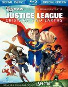 TV program: Liga spravedlivých: Krize na dvou Zemích (Justice League: Crisis on Two Earths)