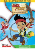 TV program: Jake a piráti ze Země Nezemě (Jake and the Never Land Pirates)