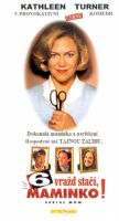TV program: Šest vražd stačí, maminko! (Serial Mom)