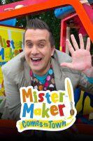 TV program: Pan Hračička ve městě (Mister Maker Comes to Town)