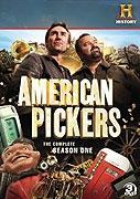 TV program: Hledači pokladů (American Pickers)
