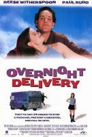 TV program: Nebezpečná zásilka (Overnight Delivery)