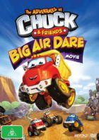 TV program: Chuck a přátelé: Velká vzdušná výzva (The adventures of Chuck & friends: Big air dare)