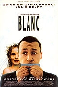 Tři barvy: bílá (Trois couleurs: Blanc)