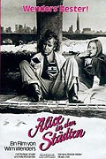 TV program: Alice ve městech (Alice in den Städten)