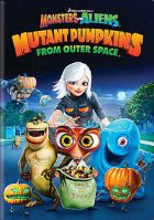 TV program: Monsters vs Aliens: Mutant Pumpkins from Outer Space