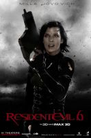 Resident Evil: Poslední kapitola (Resident Evil: The Final Chapter)