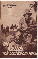 Die Reiter von Deutsch-Ostafrika