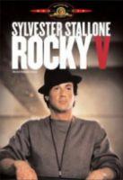 TV program: Rocky 5 (Rocky V)
