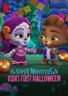 Superpříšerky: Vidin první Halloween (Super Monsters: Vida's First Halloween)
