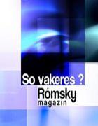 TV program: Rómsky magazín