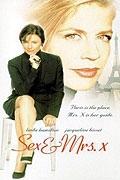 TV program: Sex a paní X (Sex & Mrs. X)