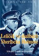 TV program: Lelíček ve službách Sherlocka Holmesa