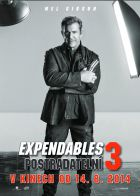 TV program: Expendables: Postradatelní 3 (The Expendables 3)