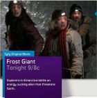 TV program: Ledové monstrum (Frost Giant)