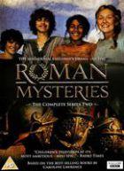 TV program: Záhady starověkého Říma (The Roman Mysteries)