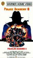 TV program: Policejní akademie 6: Město v ohrožení (Police Academy 6: City Under Slege)