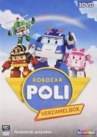 TV program: Robozáchranáři (Robocar Poli)