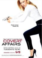 TV program: V utajení (Covert Affairs)