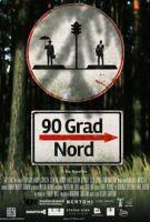 TV program: Přechod (90 Grad Nord)