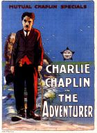 TV program: Chaplin uprchlým trestancem (The Adventurer)