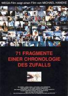TV program: 71 fragmentů chronologie náhody (71 Fragmente einer Chronologie des Zufalls)