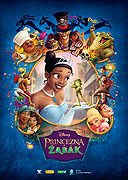 TV program: Princezna a žabák (The Princess and the Frog)