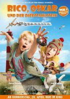 TV program: Rico, Oskar a ukradený kámen (Rico, Oskar und der Diebstahlstein)