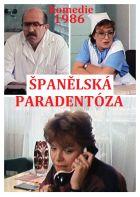 TV program: Španělská paradentóza