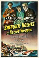 TV program: Tajná zbraň (Sherlock Holmes and the Secret Weapon)