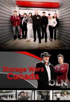 TV program: Válka skladů: Kanada (Storage Wars Canada)