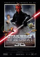 TV program: Star Wars: Epizoda I - Skrytá hrozba (Star Wars: Episode I - The Phantom Menace)
