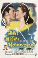 TV program: Pochybná žena (Notorious)