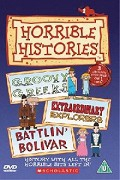 TV program: Hrůzostrašný dějepis (Horrible histories)