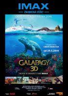 Galapágy 3D: Zázraky přírody (Galapagos: Nature's Wonderland)