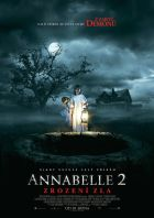 TV program: Annabelle 2: Zrození zla (Annabelle 2)