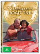 TV program: Honba za pokladem (Antiques Road Trip)