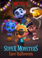 Superpříšerky: Zachraňte Halloween (Super Monsters Save Halloween)