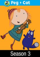 TV program: Peg+Kočičák (Peg+Cat)