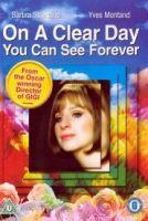 TV program: Za jasného dne můžete vidět navěky (On a Clear Day You Can See Forever)