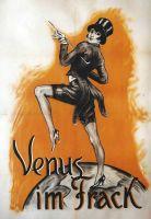 Venus im Frack