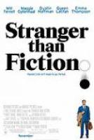 TV program: Horší už to nebude (Stranger Than Fiction)