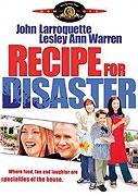 TV program: Recept na pohromu (Recipe for Disaster)