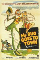 TV program: Hoppity se vrací (Mr. Bug Goes to Town)