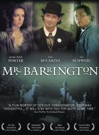 TV program: Pan Barrington (Mr. Barrington)