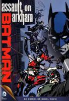 TV program: Batman: Útok na Arkham (Batman: Assault on Arkham)