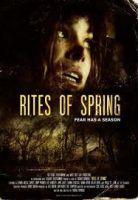 TV program: Jarní rituál (Rites of Spring)