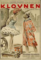 Šaškova píseň aneb Tančící bloud (Klovnen)